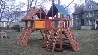 Swingsets for your backyard