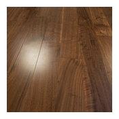 Walnut Select Prefinished Engineered Wood Flooring, 4mm, Sample