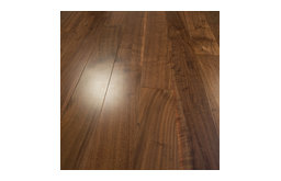Walnut Select Prefinished Engineered Wood Flooring, 4mm, Sample