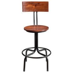 Industrial Bar Stools And Counter Stools by Taran Design
