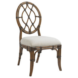 Tropical Dining Chairs by Quality Furniture Discounts