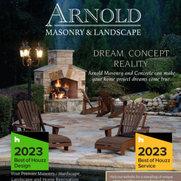 ARNOLD Masonry and Landscapes billeder