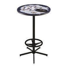 Nashville Predators Pub Table 28-inch by Holland Bar Stool Company