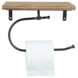 Transitional Toilet Paper Holders by First of a Kind USA Inc