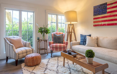 Houzz Tour: Zones Give a Family Home a More Functional Layout
