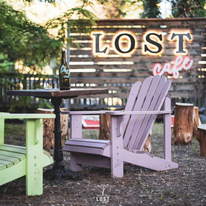 Lost Cafe