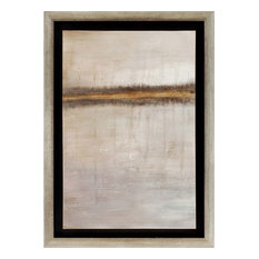 "Tranquil Horizon I Artwork, 31""x43"""