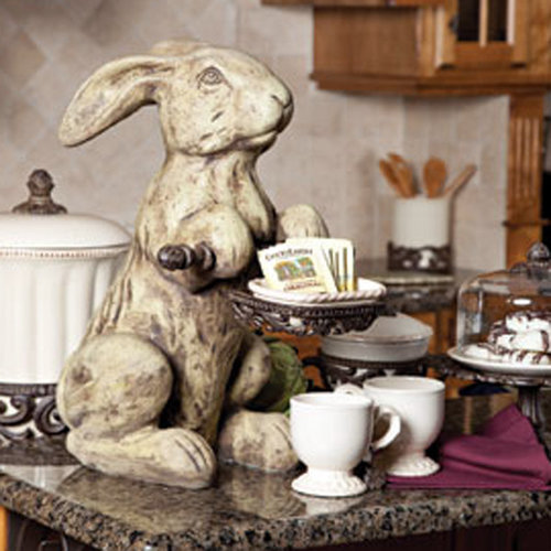 Rabbit Home Decor Cute Bunny Ceramic Mug Lover Handmade