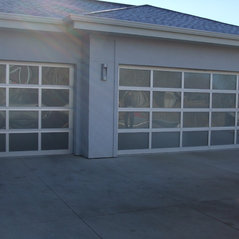Sioux City Full View Glass Garage Doors