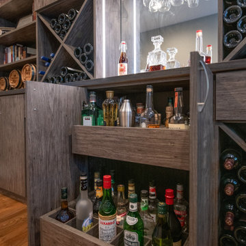 Combination Wine Bar & Office