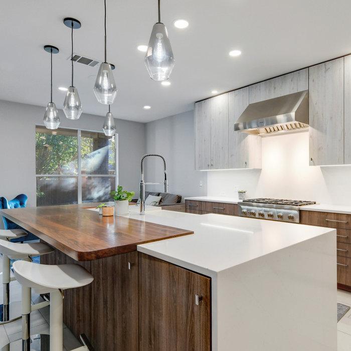 Modern Transitional Home remodel