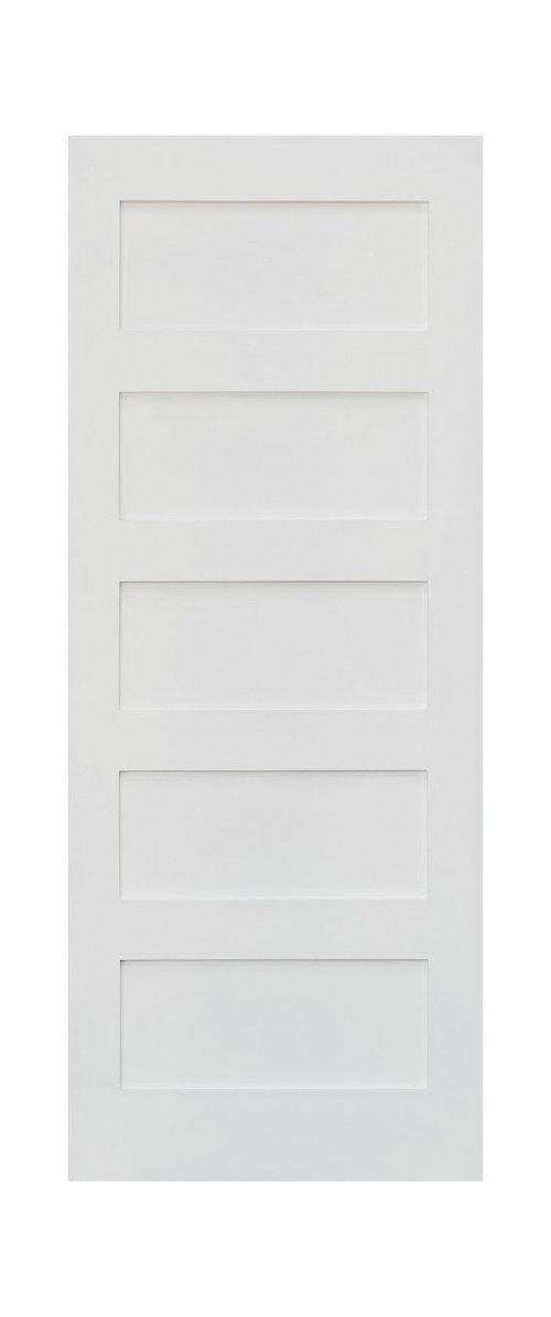Horizontal 6 Panel Interior Doors