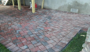 Dusty rose pavers 6x9