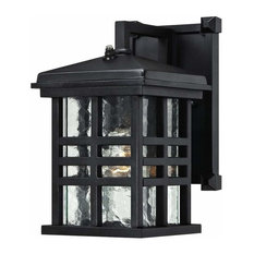 Westinghouse 6204500 Caliste 1 Light Outdoor Wall Sconce