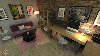 Bureau - Chambre d'amis