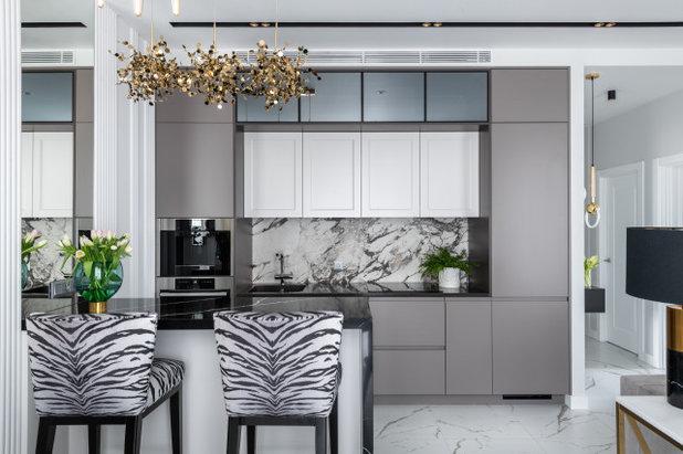 Кухня by Студия дизайна интерьера ArtGart