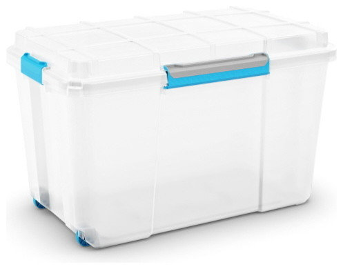 Waterproof Damp Area Storage Containers   Ideal For Cellar, Attic, Loft,  Garage