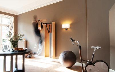 Heimtraining ist sexy: Tipps und Ideen fürs Privat-Gym