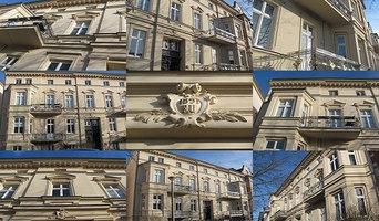Denkmalfassade
