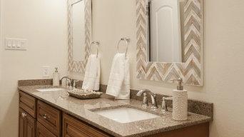 Panther Ridge Guest Bathroom