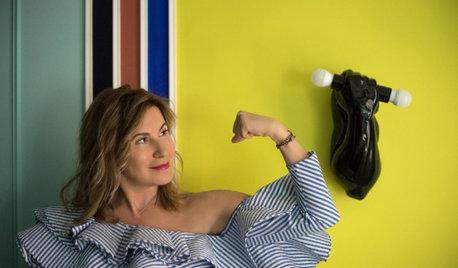 В гостях: Квартира дизайнера Анны Муравиной для отдыха на море