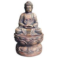 "Large Buddha Fountain, 29"""