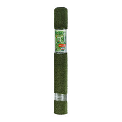EasyTurf, Inc. - Go Mat Artificial Grass Mat Or Rug With Bound Edges,, 5'x8' - Gardening And Lawn Care