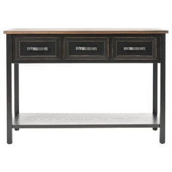Farmhouse Console Tables Rocklin Console