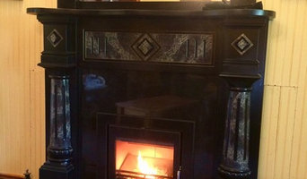 Open Fire to Solid Fuel Insert Stove
