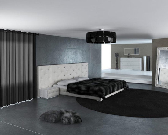Modern White Bedroom Set master bedroom sets, luxury modern and italian collection