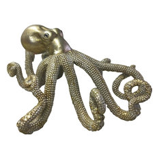 Moe's Home - Glam Octopus - Decorative Objects and Figurines