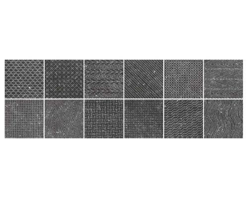Coralstone Gamut Black - Wall & Floor Tiles