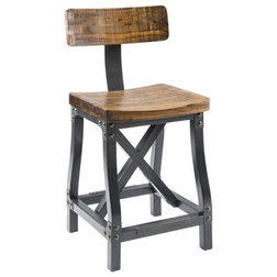 Industrial Bar Stools And Counter Stools by Olliix
