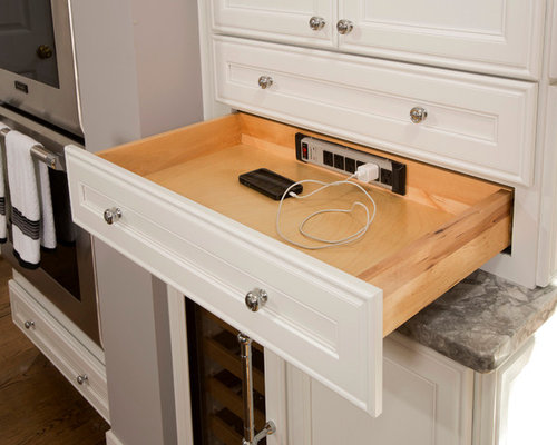 Home Charging Station Ideas