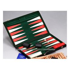 21 inch Backgammon Flock Surface