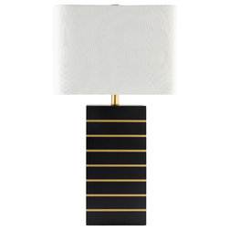 Contemporary Table Lamps by Surya