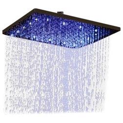 Contemporary Showerheads And Body Sprays by Fontana Showers