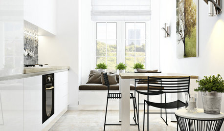 Picture Perfect: 30 Tiny Kitchens Big on Style Power