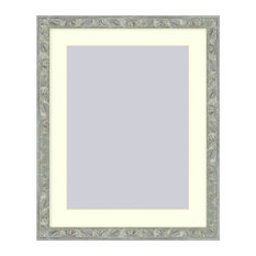 Moss Silver picture frame, Silver, 20x24