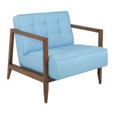 Kalista Natural Teak Accent Chair