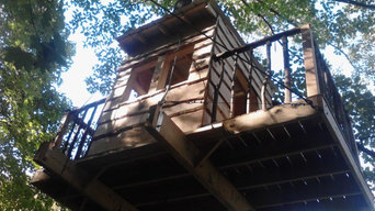 Niskayuna Treehouse Design/Build