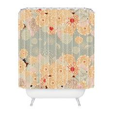 Iveta Abolina Creme De La Creme Shower Curtain