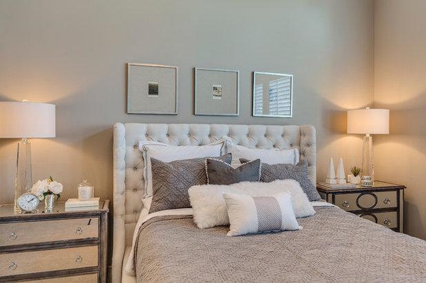 Quale testiera del letto funziona con lo stile della tua camera - Quadri sopra il letto ...