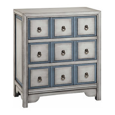 Adley 3-Drawer apothecary style Accent Chest