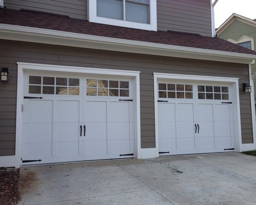 Craftsman Detroit Garage And Shed Design Ideas Pictures