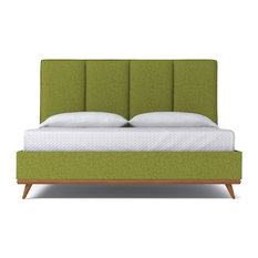 Palmer Upholstered Bed From Kyle Schuneman Firewood Firewood Eastern King