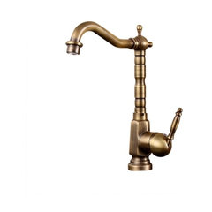 Exceptional Leo Antique Faucet All Copper Faucet. Copper Bathroom Faucets