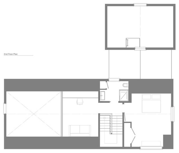Good Floor Plan knoll house