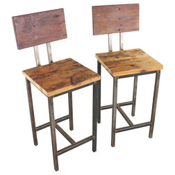 Rustic Bar Stools And Counter Stools by what WE make