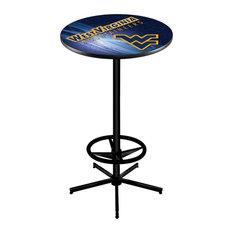 West Virginia Pub Table 28-inch